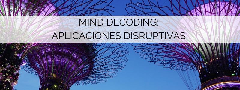 Mind Decoding Aplicaciones Empresariales