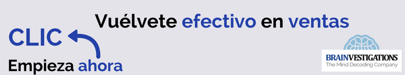 Neurociencia efectividad ventas