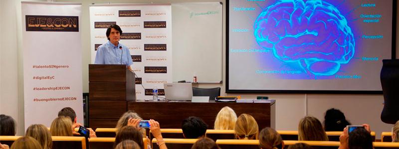 Evento de Neurociencia aplicada a la gestión empresarial