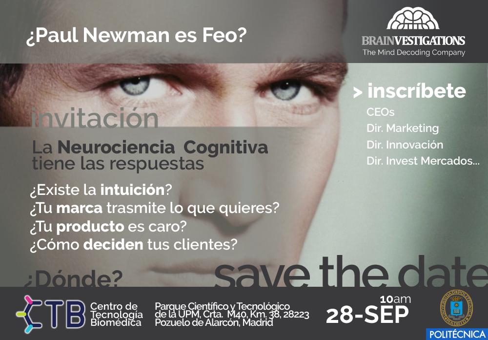 Evento Neurociencia Cognitiva aplicada a la empresa